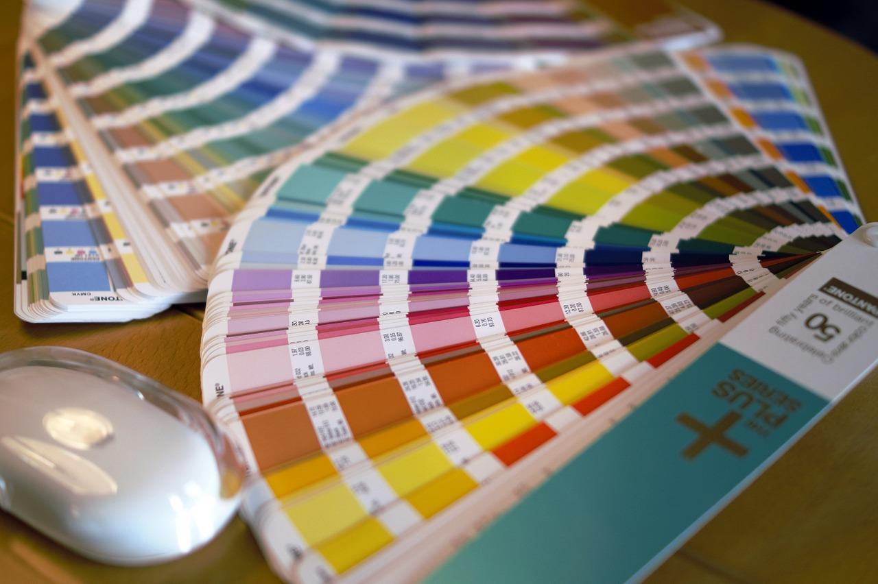 La peinture décorative : la grande tendance des maisons modernes