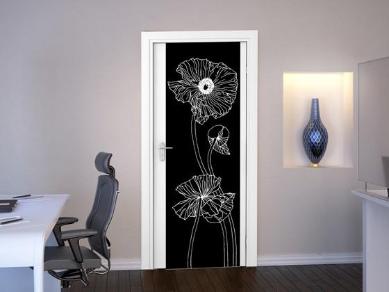 Les portes d'intérieur se font déco