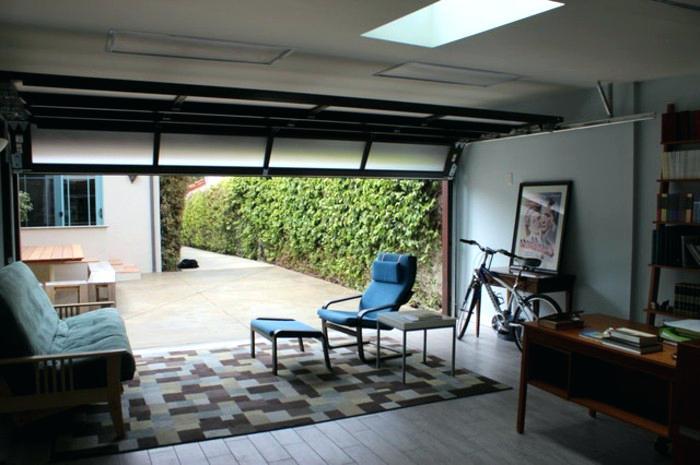 Aménager un garage : transformez-le en bureau