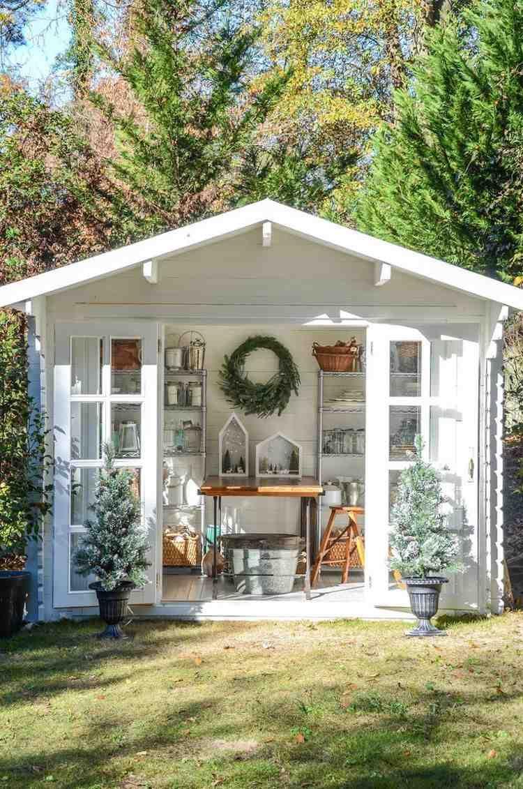 Abris de jardin, la success story de l'été