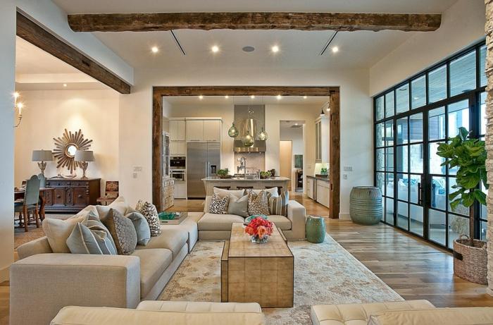 Aménagement du salon : créez un esapce lumineux et cosy