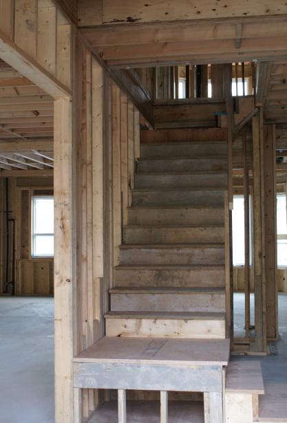 Comment detruire un escalier intérieur ?